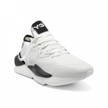 Кроссовки Y-3 Yohji Yamamoto White-Black
