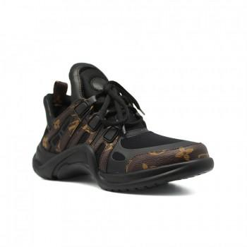 Кроссовки Louis Vuitton Archlight Sneakers Monogram Brown
