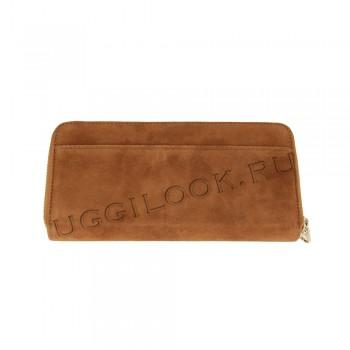 Кошелек Honey Sheepskin Wallet  Рыжий