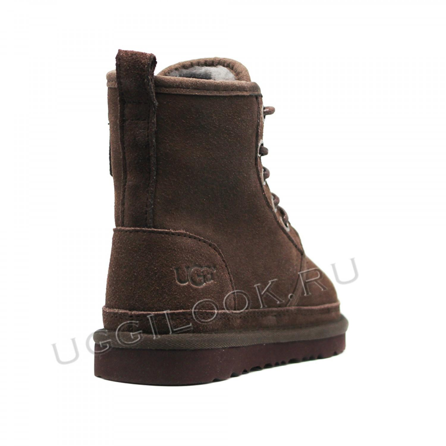 Neumel II Boot for Kids Chocolate