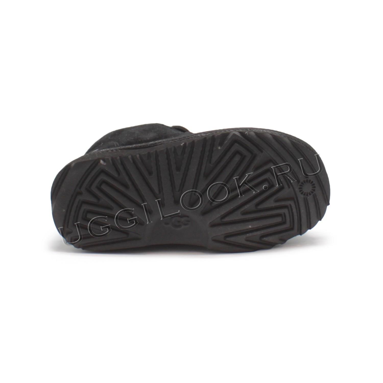 Neumel II Boot for Kids Black