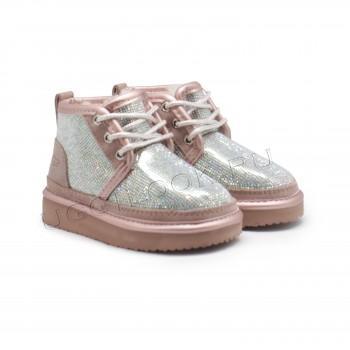 Ботинки с силиконовым покрытием Neumel Serein Розовые