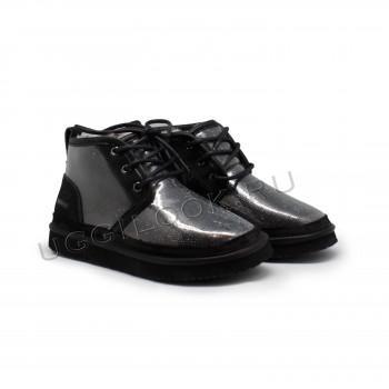 Ботинки с силиконовым покрытием Neumel Serein Черные
