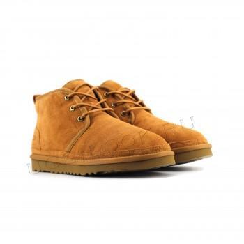 Мужские ботинки Neumel Рыжие