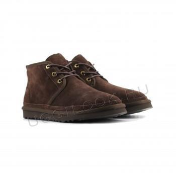 Мужские ботинки Neumel Шоколад