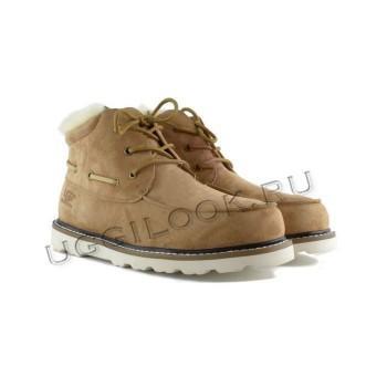 Мужские ботинки Ailen Рыжие