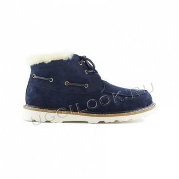 Мужские ботинки Ailen Синие