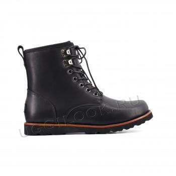 Мужские ботинки Hannen  Черные