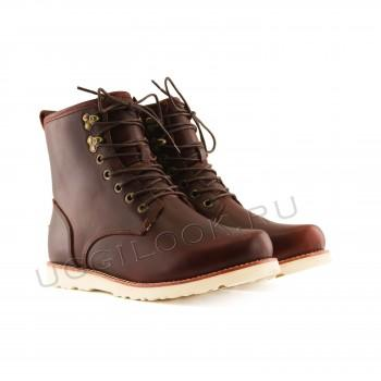 Мужские ботинки Hannen  Шоколад