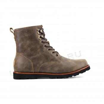 Мужские ботинки Hannen  Коричневые