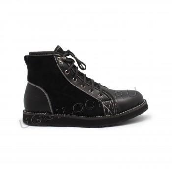 Мужские ботинки Navajo Черные