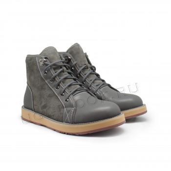 Мужские ботинки Navajo Серые