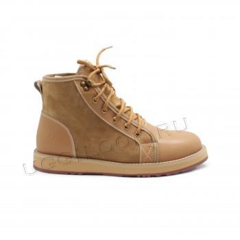 Мужские ботинки Navajo Рыжие