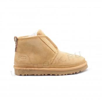 Мужские ботинки Neumel Flex Рыжие