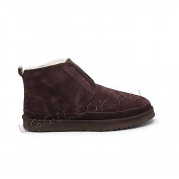 Мужские ботинки Neumel Flex Коричневые