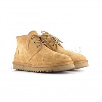 Женские ботинки UGG рыжие