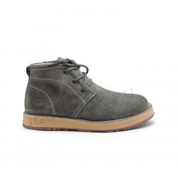 Мужские ботинки Iowa Серые