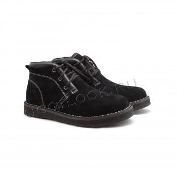 Мужские ботинки Iowa Черные