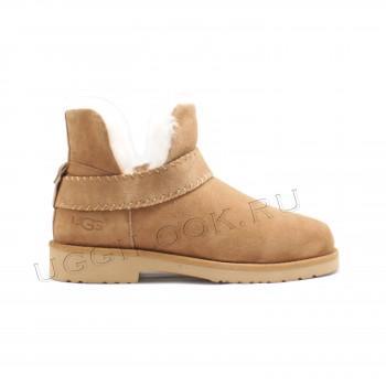 Женские ботинки Mckey Boot Рыжие