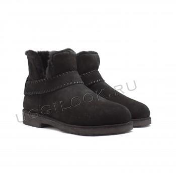 Женские ботинки Mckey Boot Черные