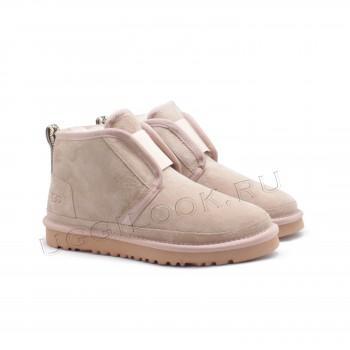 Женские ботинки Neumel Flex Розовые