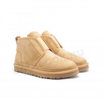 Женские ботинки Neumel Flex Рыжие